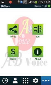 AB Voice apk screenshot
