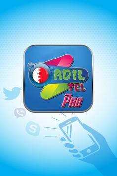 ADIL TEL PRO poster
