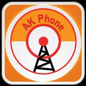 AK Phone icon