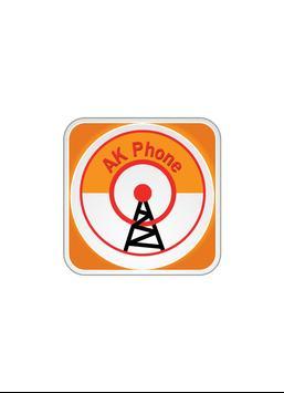 AK Phone poster