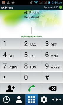 AK Phone apk screenshot