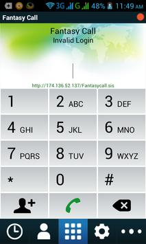 Fantasy Call apk screenshot