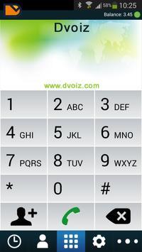 Dvoiz iTel apk screenshot