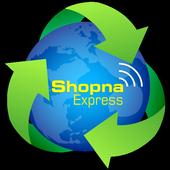 Shopna Express icon