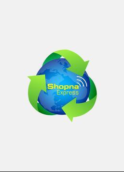 Shopna Express poster