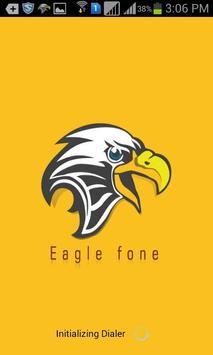 Eagle fone poster