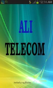 Ali Telecom poster