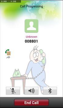Voicecom Dialer apk screenshot