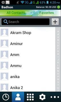 Badhon apk screenshot