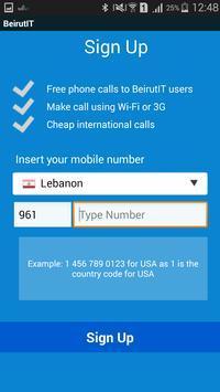 BeirutIT apk screenshot