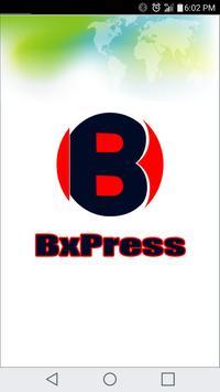 Bxpress poster