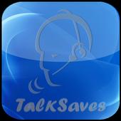 TalkSaves i icon