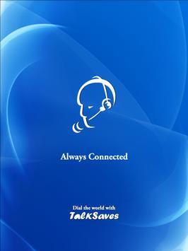 TalkSaves i poster