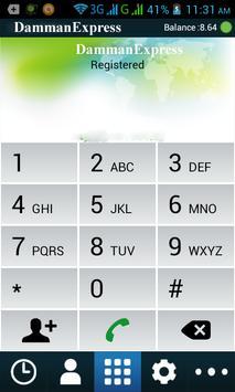 Dammam Express apk screenshot