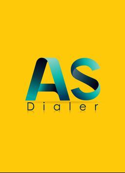 AS Dialer poster