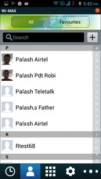 WiMax apk screenshot