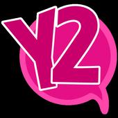 Y2 call iTel icon