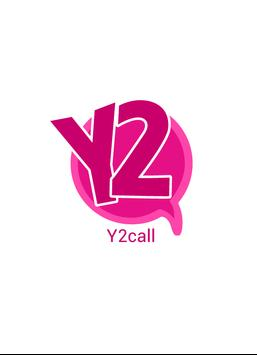 Y2 call iTel poster