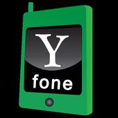 Youfone itel icon