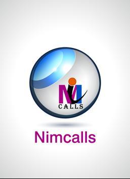 Nimcalls poster