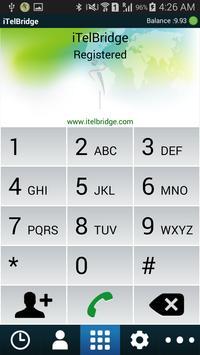 iTelBridge apk screenshot