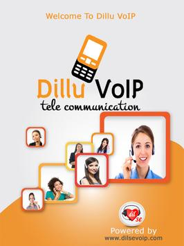 Dillu VoIP Mobile Dialer poster
