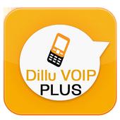 Dillu VoIP Plus Dialer icon