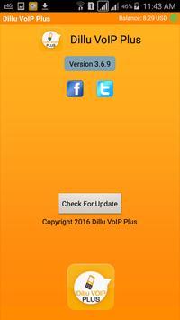 Dillu VoIP Plus Dialer apk screenshot