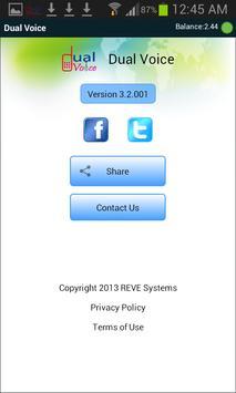 Dual Voice apk screenshot