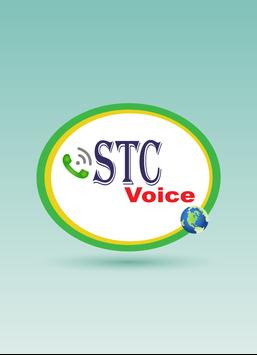 STC Voice poster