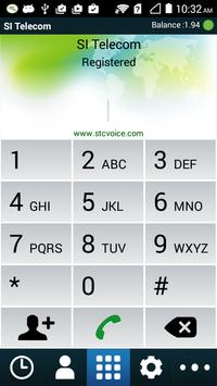 STC Voice apk screenshot