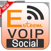 Esteem VoIP Social icon