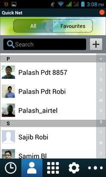Quick Net apk screenshot