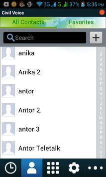 civil voice apk screenshot