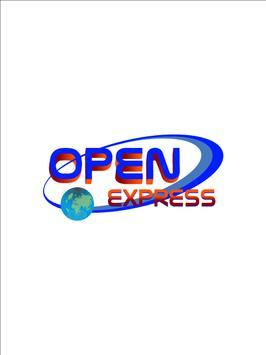 Open Express poster