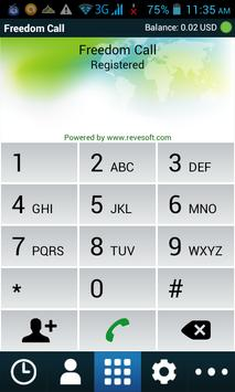 Freedom Call apk screenshot