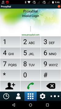 ProxyDial apk screenshot
