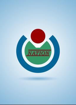 NATION APK poster