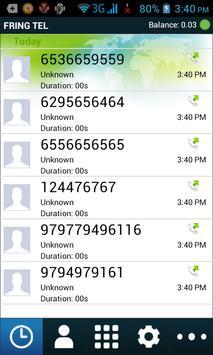 FRING TEL apk screenshot