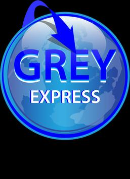 GREY EXPRESS poster