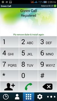 Green Call apk screenshot