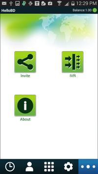 HelloBD Platinum Dialer apk screenshot
