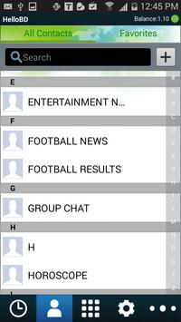 HelloBD Platinum KSA apk screenshot
