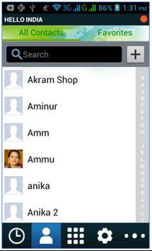 Hello India (UAE) apk screenshot