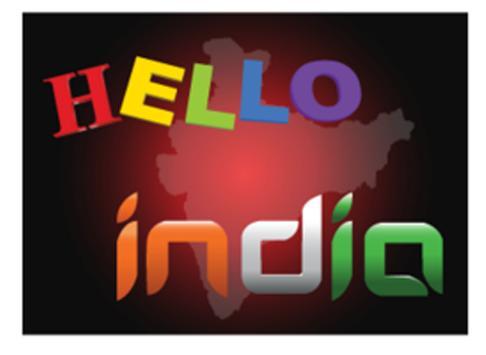 Hello India (UAE) poster
