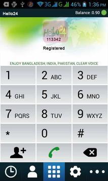 Hello24 (iTel) apk screenshot