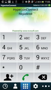 HyperionConnect apk screenshot