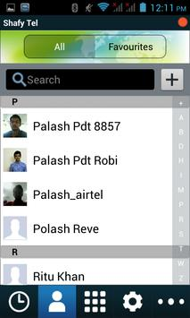 Shafy Tel apk screenshot