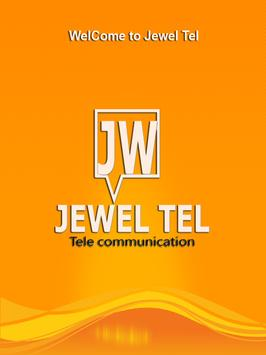 Jewel Tel poster