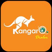 Kangaroo : Cheap calls & SMS icon